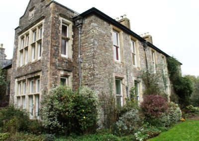Survey: Building Survey Grade I Listed House