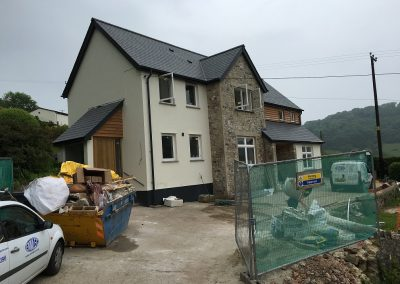 Branscombe Extension and Complete Renovation